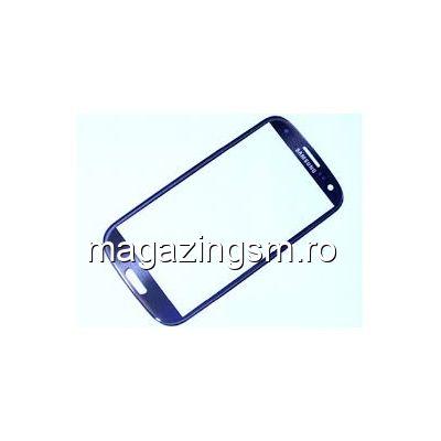 Geam Samsung I9300 Galaxy S3 Albastru