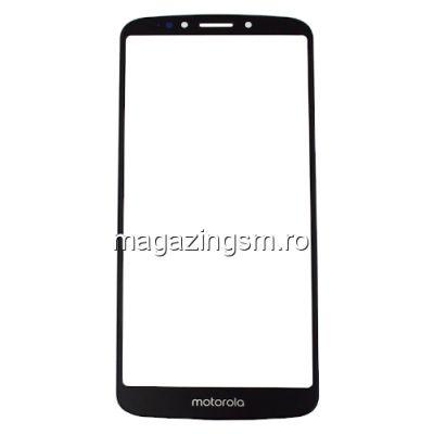 Geam Sticla Motorola Moto E5 Plus Negru