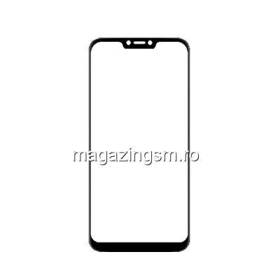 Geam Sticla Motorola Moto G7 Power Negru