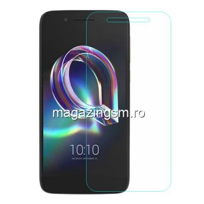 Geam Protectie Display Alcatel Idol 5 Arc Edge
