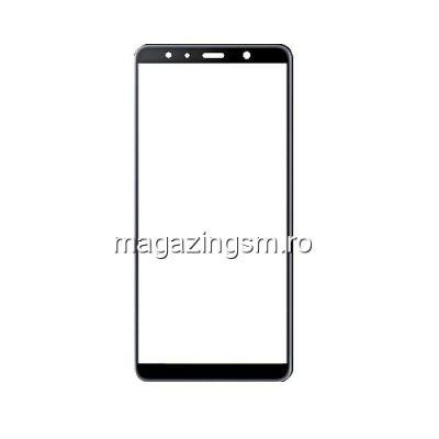 Geam Sticla Samsung Galaxy A7 A750 2018 Negru