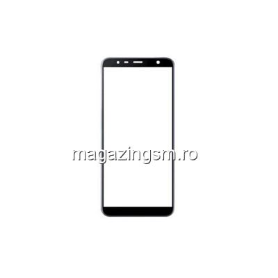 Geam Sticla Samsung Galaxy J4 J6 Plus 2018 Negru