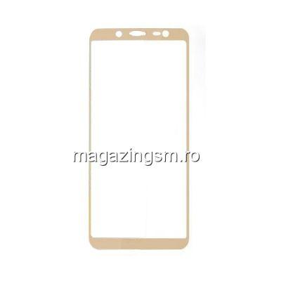 Geam Sticla Samsung Galaxy J6 J600 2018 Auriu