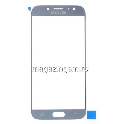 Geam Sticla Samsung Galaxy J7 J730 2017 Albastru