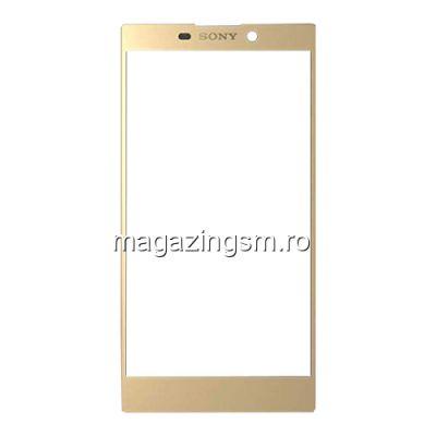 Geam Sticla Sony Xperia L2 Auriu