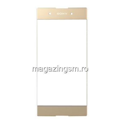 Geam Sticla Sony Xperia XA1 Plus Auriu