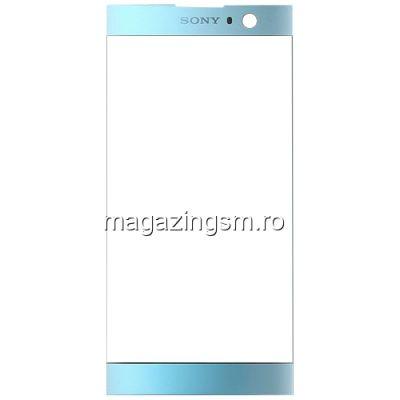 Geam Sticla Sony Xperia XA2 Albastru