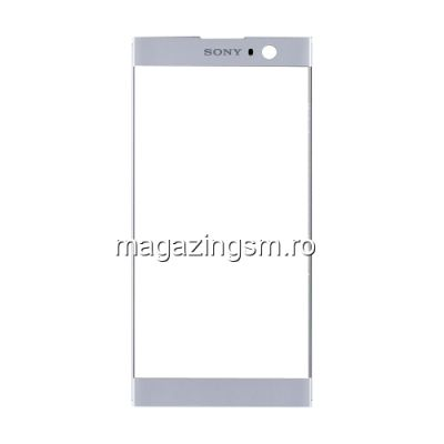 Geam Sticla Sony Xperia XA2 Argintiu