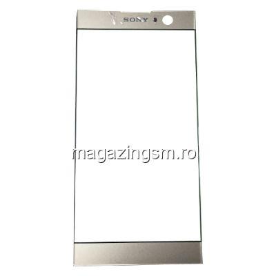 Geam Sticla Sony Xperia XA2 Auriu