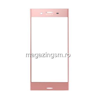 Geam Sticla Sony Xperia XZ Premium Roz