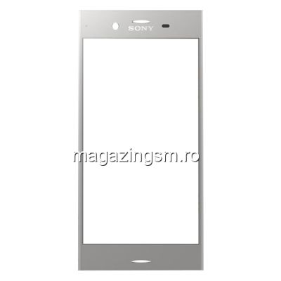 Geam Sticla Sony Xperia XZ1 Argintiu