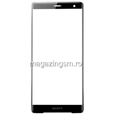 Geam Sticla Sony Xperia XZ2 Negru
