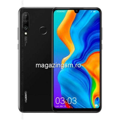 Telefon mobil Huawei P30 Lite Dual SIM 128GB 4G Black IMEI: 860236044172962