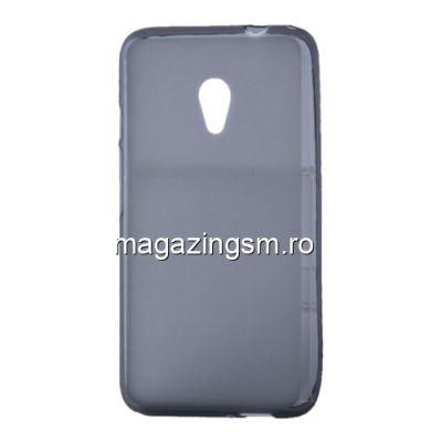 Husa Alcatel Pixi 4 3G Silicon Gri