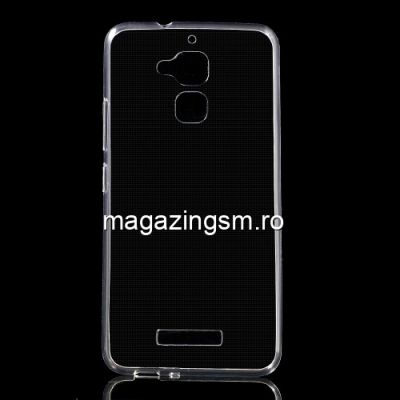 Husa Asus Zenfone 3 Max ZC520TL TPU Transparenta