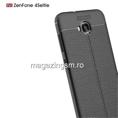 Husa Asus Zenfone 4 Selfie ZD553KL TPU Neagra
