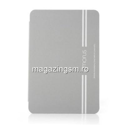 Husa Flip Cu Stand iPad Mini 1 / 2 / 3 Gri