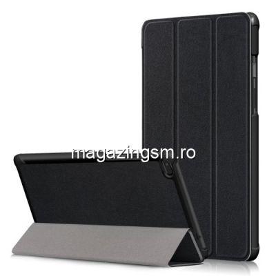 Husa Flip Cu Stand Lenovo Tab E8 TB-8304F Neagra