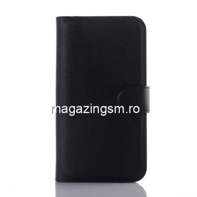 Husa Flip Cu Stand Samsung Galaxy J5 J500F Neagra