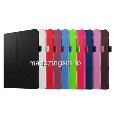 Husa Flip cu Stand Samsung Galaxy Tab E 9,6 T560 Neagra