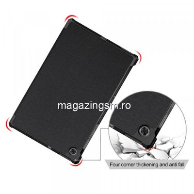 Husa Flip Tableta Lenovo Tab M10 Plus/X606 - Black