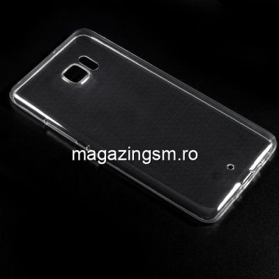 Husa HTC U Ultra TPU Transparenta