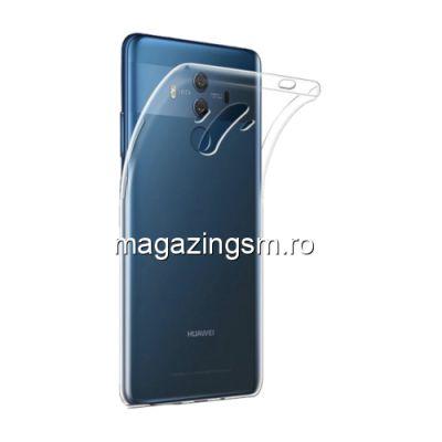 Husa Huawei Mate 10 Pro Silicon Transparenta