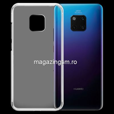 Husa Huawei Mate 20 Pro TPU Transparenta