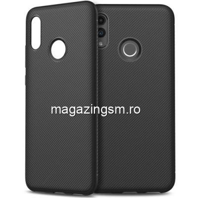 Husa Huawei P Smart 2019 Honor 10 Lite TPU Matuita Neagra