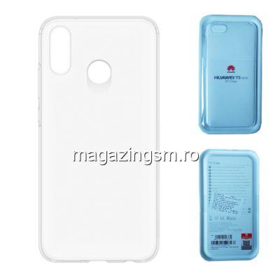 Husa Huawei P20 Lite Silicon Transparenta