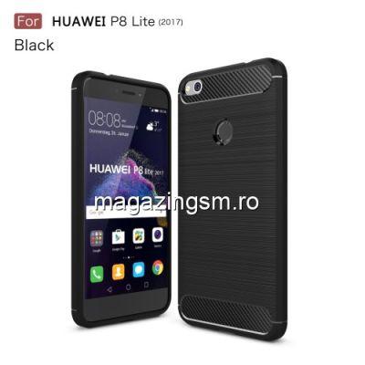 Husa Huawei P8 Lite (2017) Neagra