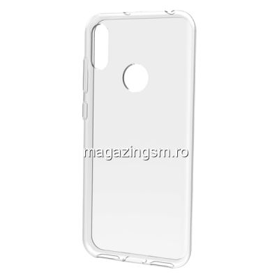 Husa Huawei Y6 2019 TPU Transparenta