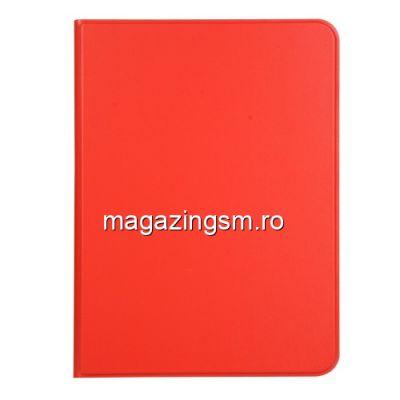 Husa iPad Pro 11 inch 2018 Flip Cu Stand Rosie