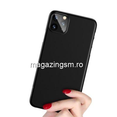Husa iPhone 11 Pro Dura USAMS Neagra