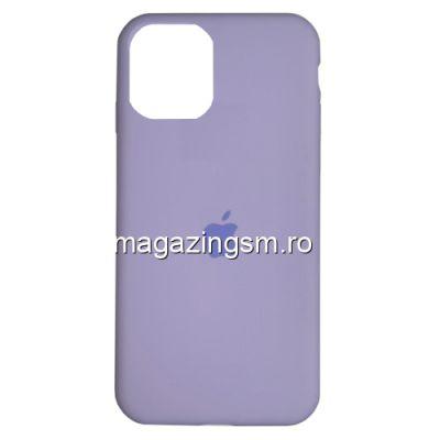 Husa iPhone 11 Pro Max Silicon Mov Deschis Cu Mici Defecte