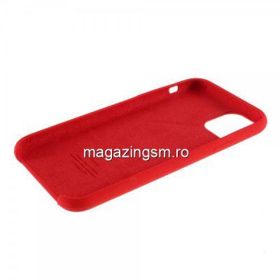 Husa iPhone 11 Pro Silicon Rosie