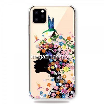 Husa iPhone 11 Pro TPU Multicolora