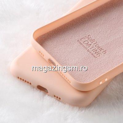 Husa iPhone 11 Pro TPU Roz Deschis