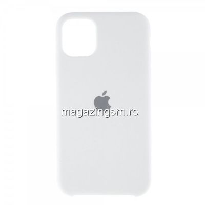 Husa iPhone 11 Silicon Alba