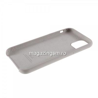 Husa iPhone 11 Silicon Gri