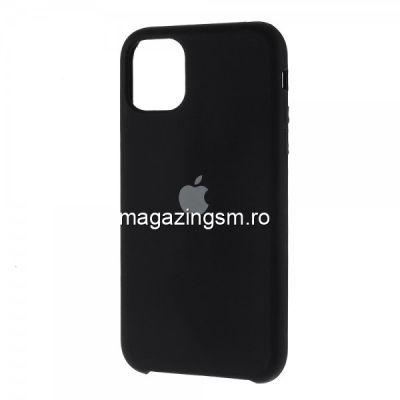 Husa iPhone 11 Silicon Neagra