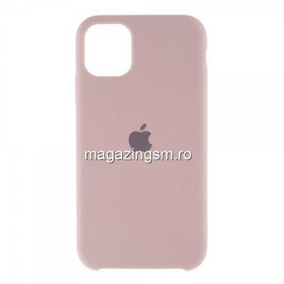 Husa iPhone 11 Silicon Roz