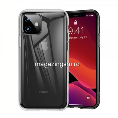 Husa iPhone 11 TPU BASEUS Transparenta