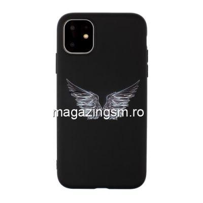 Husa iPhone 11 TPU Silicon Neagra