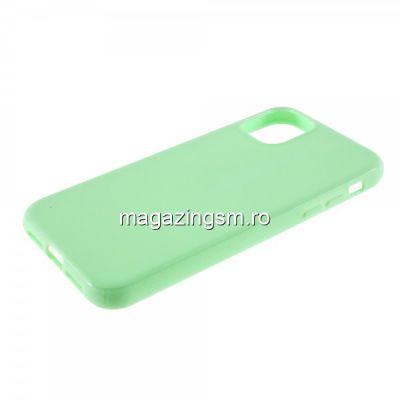 Husa iPhone 11 TPU Verde