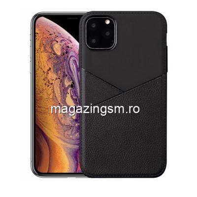Husa iPhone 11 Pro Max TPU Neagra