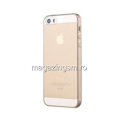 Husa iPhone 5 / 5s / 5c / SE Silicon Transparenta