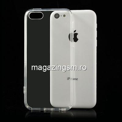 Husa iPhone 5C TPU Flexibil Transparenta
