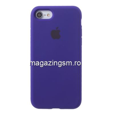 Husa iPhone 6 Silicon Mov Inchis