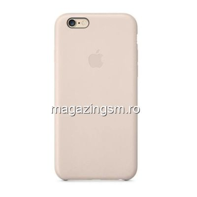 Husa iPhone 6s Silicon Rose Gold